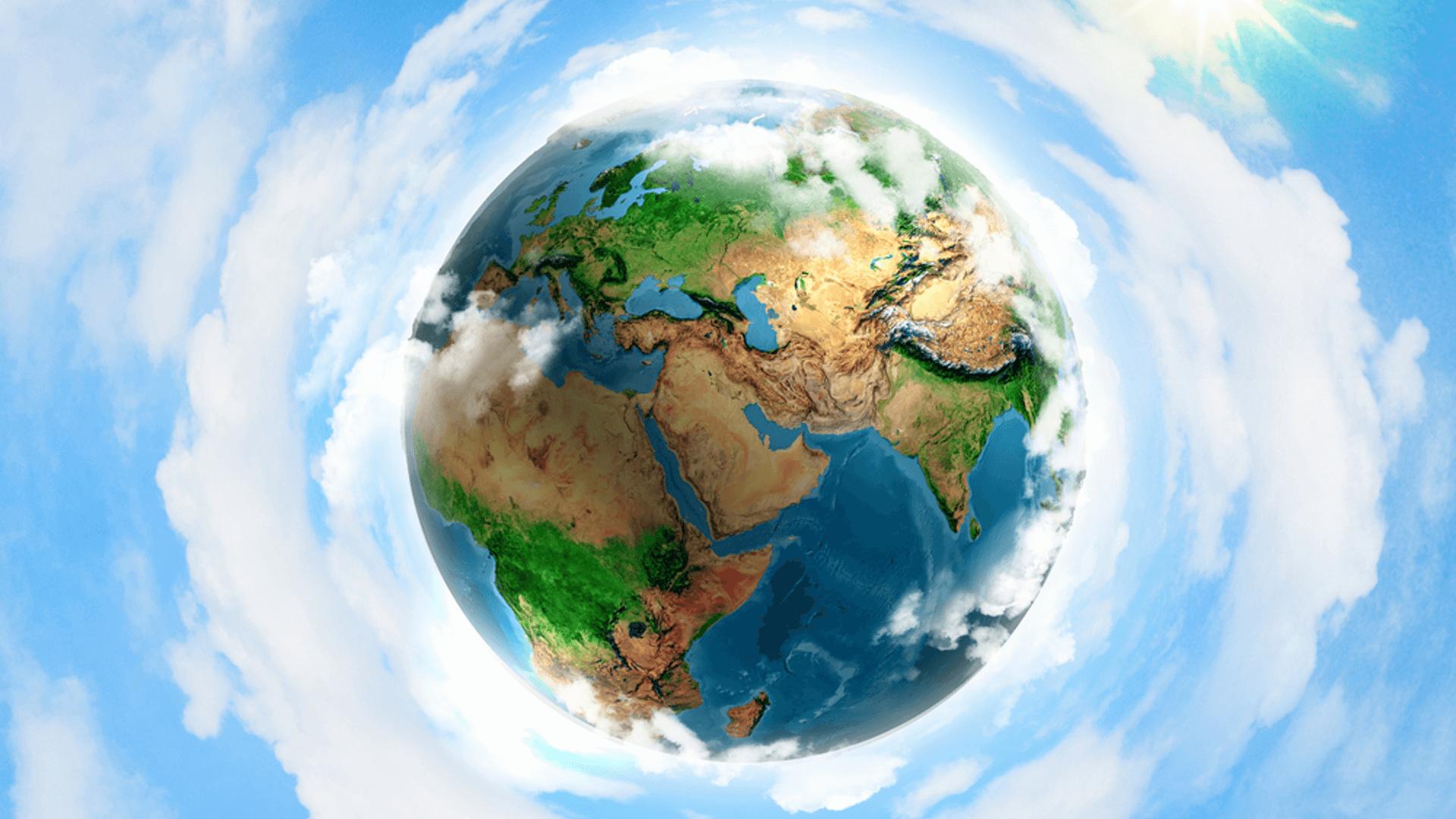 Karbič geodezija zemlja